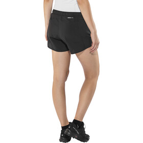 Salomon Agile Shorts Damer, black